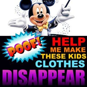 KIDS CLOTHES MUST GO